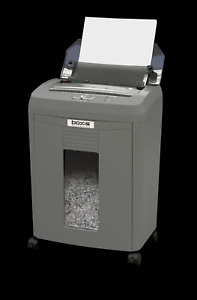 Commercial Paper Shredder Micro Cut Heavy Duty Office Confetti Maker Auto Feed