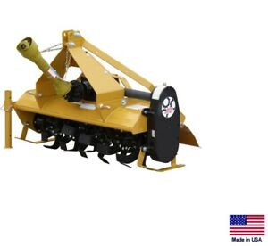 Rotary Tiller 3 Point Hitch Mounted Pto Drive Category I 3 Pt Hitches 60