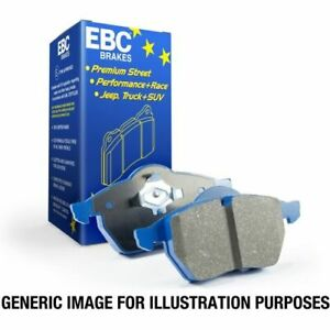 Ebc Dp51473ndx Bluestuff Ndx Full Race Disc Brake Pads For 2007 2015 Audi Q7 New