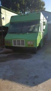 Gorgeous 2002 Chevrolet Food Truck kitchen On Wheels W A 2019 Kitchen Build out