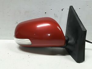 Toyota Corolla Sedan Door Mirror Right Hand Side Zre152r 2010 2011 2012 2013