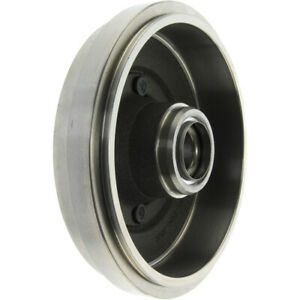 Brake Drum Fits 2009 2011 Ford Focus C tek By Centric