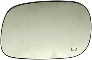 Door Mirror Glass Fits 2002 2004 Dodge Ram 1500 Ram 1500 ram 2500 ram 3500 Dorm