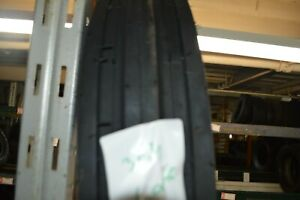 6 00 16 3 Rib Front Tractor Tire 60016 16600