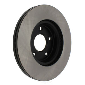 Disc Brake Rotor Fits 2007 2013 Nissan Altima Centric Parts