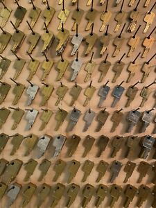 Pick Your Code Haworth Sl Series Keys For Office Furniture Cabinets Files 151