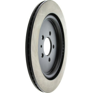 Disc Brake Rotor Fits 2013 2014 Ford Mustang Centric Parts
