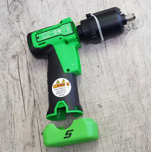 Snap On Ct761 Repair Custom Kit Green 3 8 Drive 14 4v Impact Gun Cordless