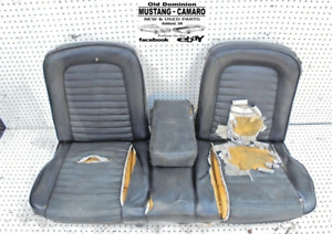 1965 1966 Mustang Front Bench Seat With Fold Down Arm Rest
