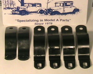 1928 1931 Model A Ford Brake Rod Anti rattler Set