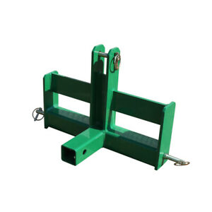 Green Suitcase Weight Drawbar 2 Receiver Category 0