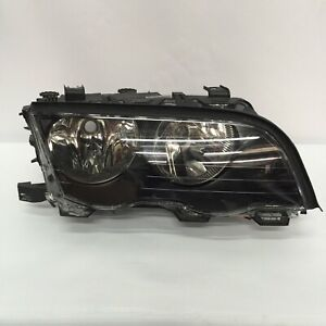 Bmw 325 330 Headlight Right Passenger 1999 2000 2001 Halogen Oem