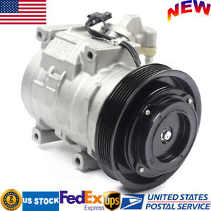 Air Conditioner Compressor Fits For Acura Mdx Zdx Honda Odyssey Pilot Ridgeline
