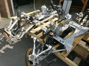 97 04 Corvette C5 Front And Rear Suspension Set With Subframe Pair