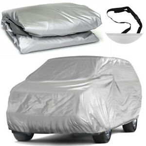 Xl Full Car Cover Waterproof Dust Sun Protector Indoor Outdoor Universal For Suv