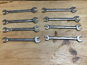 Snap On 5 16 X 3 8 Double Open End Wrench Vo1012b Sae