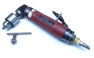 Nice Chicago Pneumatic Desoutter High Speed 90 Degree Angle Drill With Chuck