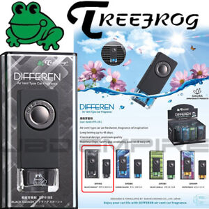 Luxury Jdm Product Vent Clips Treefrog Differen Air Freshener Black Squash Scent