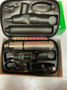 Welch Allyn 97200 mc Diagnostic Set Coaxial Ophthalmoscope Macroview Otoscope