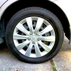 Premium 16 Inch Hubcaps Best For 2014 2019 Toyota Corolla Set Of 4 Wheel Covers