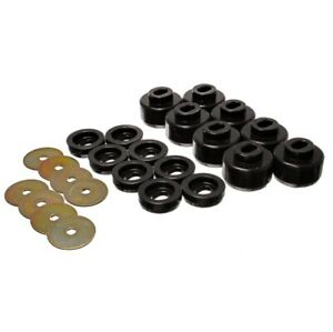 Energy Suspension 3 4150g Body Cab Mount Set For 02 06 Chevy Avalanche 2500 New