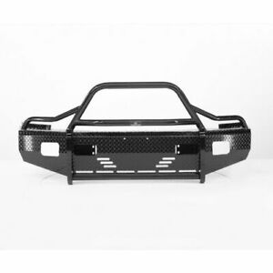 Ranch Hand Bsd101bl1s Summit Bullnose Front Bumper For 10 18 Dodge Ram 2500 3500