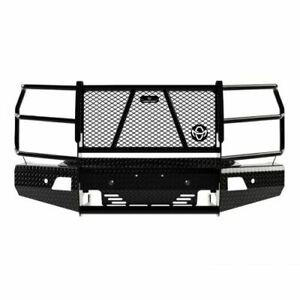 Ranch Hand Fsc201bl1 Summit Front Bumper For 2020 Chevrolet Silverado 2500 3500