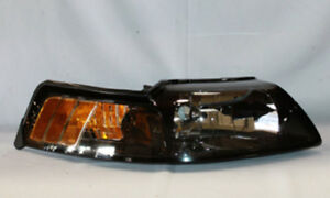 Headlight Fits 2001 2004 Ford Mustang Tyc