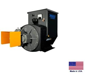 Generator Pto Powered Brushless 120 208v 3 Ph 1000 Rpm 50 000 Watt