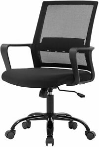 Office Chair Ergonomic Desk Task Chair Mesh Computer Chair Mid back Mesh Home Of