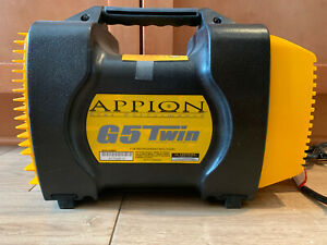 Appion G5 Twin Refrigerant Recovery Unit New With Out Box
