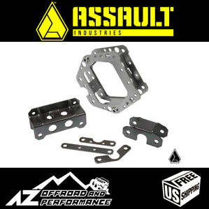 Assault Industries F 22 Front Structural Reinforcement Kit Can Am Maverick X3