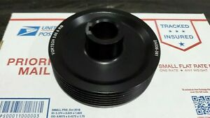 Vortech 2a036 361 Pulleys Supercharger Pulley 3 60 Diameter 6 Rib