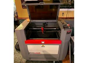 Boss Ls 1630 Laser Engraver used For A Year