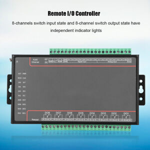 Remote I o Relay Controller Rs485 Ethernet Control Switch W Serial Wiring Cable