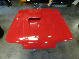 84 85 86 Ford Mustang Oem Svo Hood Good Used Take Off 1984 1985 1986 H47