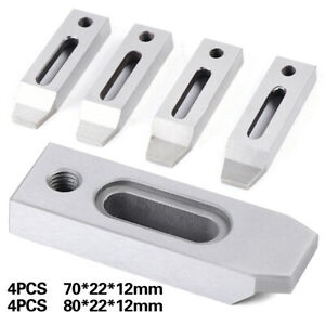 4 Cnc Wire Edm Stainless Jig Holder Fixture Board Tool For Clamp leveling Us