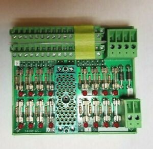 Phoenix Contact 3000510 180 Triconex 9561 8 Input Termination Panel