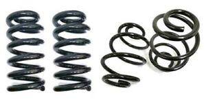 1963 1972 Chevy C10 1 2 Ton Truck 3 Front 4 Rear Lowering Coil Springs Kit