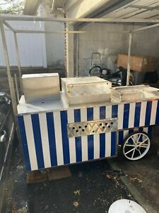 2000 3 X 5 6 Street Food Vending Cart Concession Cart For Sale In New Jers
