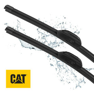 Cat Clarity Premium Replacement Windshield Wiper Blades 21 21 Inch 2 Pcs