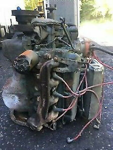 Ford 1988 302 Roller Tappet V 8 Engine Complete Good Running Cond 91 000 Miles