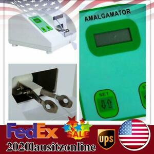 Dental Digital Lab High speed Amalgamator Amalgam Capsule Mixer Capsules Blender