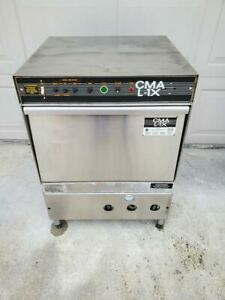 Cma L 1x Undercounter Commercial Dishwasher