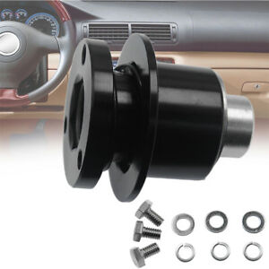 Great 360 Steering Wheel Quick Release Disconnect Hub Us Stock Fast Shipping Hot