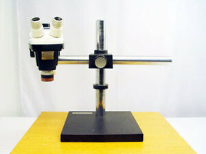 Bausch Lomb Stereozoom 5 Microscope 0 8x 4 0x