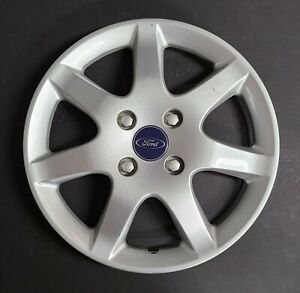 One Wheel Cover Hubcap 2005 2007 Ford Focus 15 Silver Oem 7041 Used