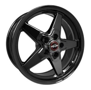 Racestar 92 805253dsd 92 Drag Star Dark Star 18x10 5 5x4 75bc 7 00bs For Gm New