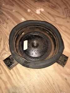 1973 74 Corvette Air Cleaner Assembly Complete With Lid And Seal And Ring