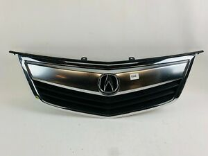2011 2012 2013 2014 Acura Tsx Front Upper Grille Grill Oem